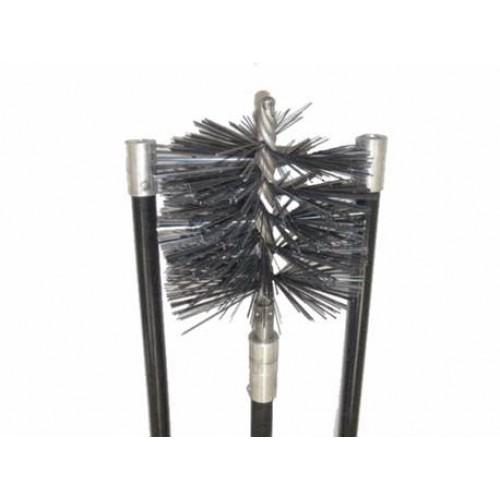 Chimney Brush Kit Deluxe 150mm